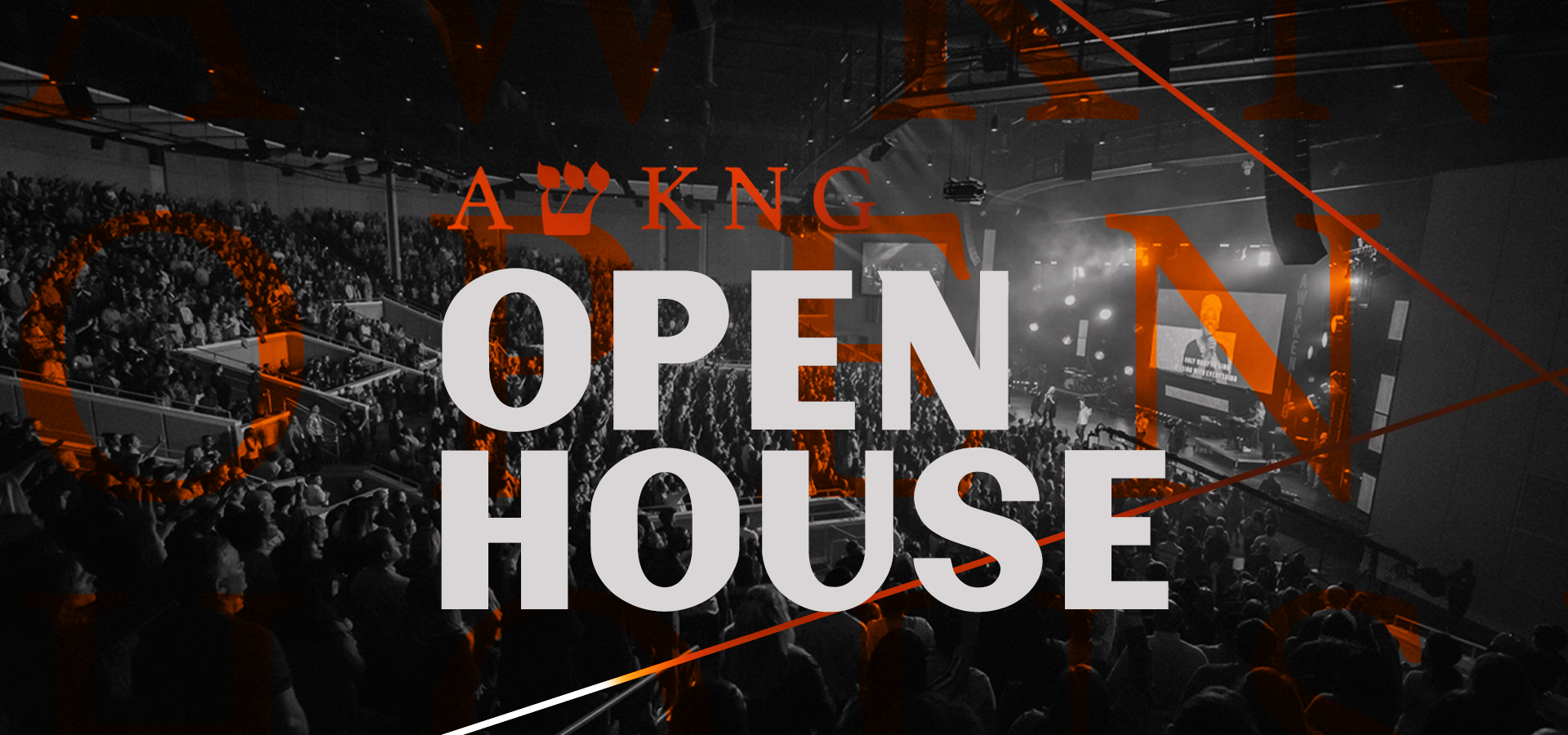 Awakening Open House | Returning to our First Love